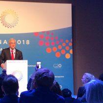 Piñera alaba los acuerdos logrados en la cumbre del G-20: