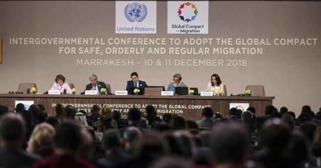 La retirada chilena del Pacto Migratorio de la ONU