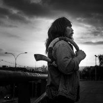 "Exposición ""Diálogo. Retrato literario indígena"", retratos de escritores mapuche"