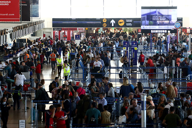 Reconocimiento facial: el próximo paso de los aeropuertos modernos