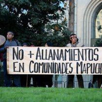 Informe 2018 del INDH revela crudos testimonios de la violencia policial hacia mujeres mapuche