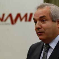 Empresas públicas suman nueva baja con renuncia de André Sougarret a Enami