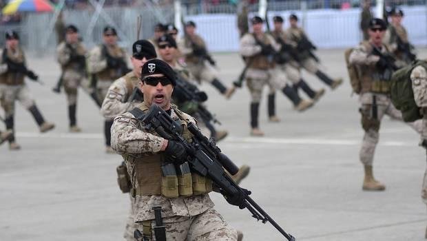 Fiscalía suma nueve imputados en caso de tráfico de armas en Ejército chileno
