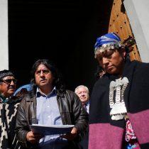 """Aucan Huilcaman repudia la visita de José Antonio Kast a La Araucanía por su """"conducta fascista"""""""
