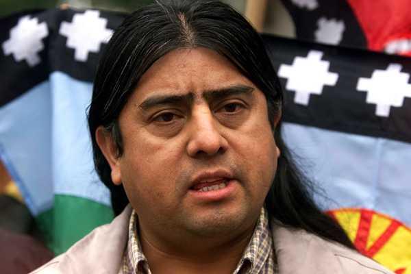 """Dirigentes piden al Congreso un """"diálogo directo y de buena fe"""" con el pueblo mapuche"""