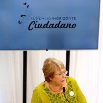 Michelle Bachelet de visita en Chile: se reunió con los colaboradores de su fundación
