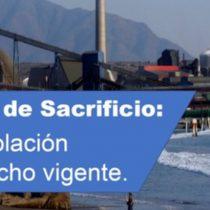 """Café Científico """"Zonas de Sacrificio: una violación al derecho vigente"""" en Castro"""