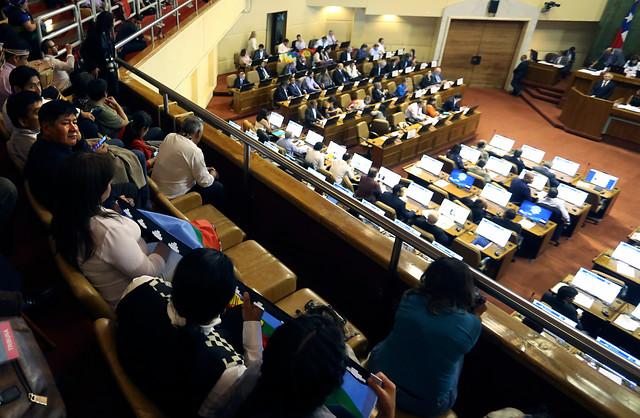 Gobierno seguirá dando explicaciones en el Congreso por el Caso Catrillanca: Cámara aprobó comisión investigadora