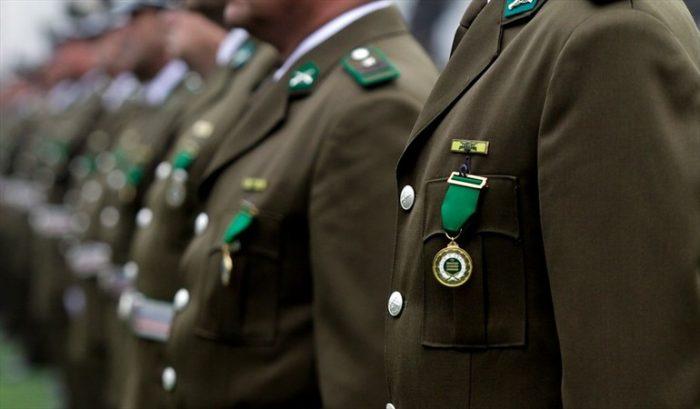 Fraude en Carabineros: Fiscalía revisa proceso contra 33 imputados