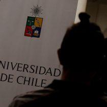 Inquietud en la Universidad de Chile por alza de aranceles hasta en 9,9% para alumnos nuevos en 2019
