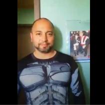 Carabineros identifica y da de baja a uniformado que grabó video de Alarcón