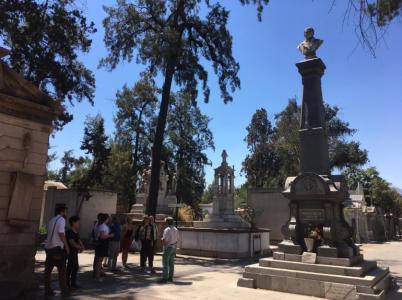 """Documental """"Cementerio General: La Historia Jamás Contactada"""""""