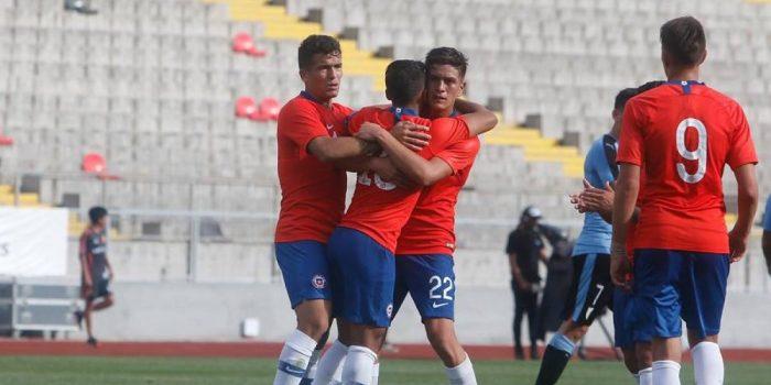 Allende, del Necaxa mexicano, destaca en la lista de Chile para el Sub 20