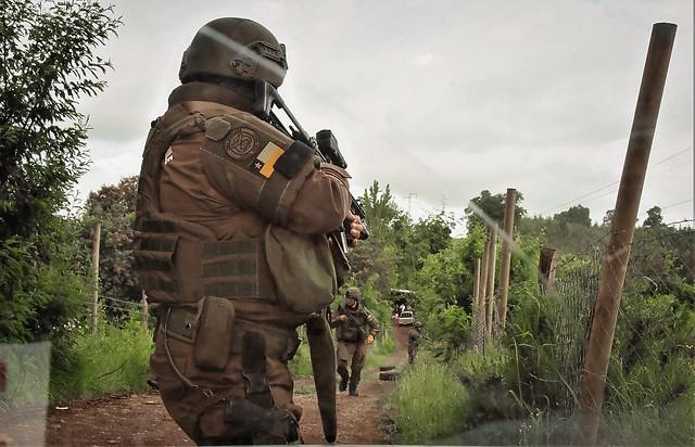 La Araucanía: Carabineros prepara cambios a plan de seguridad y Soto asegura que