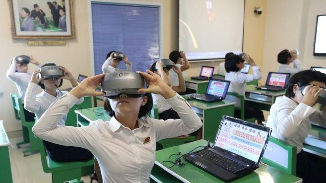 La ambición de Corea del Norte de desarrollar la alta tecnología para aumentar su poder y reestructurar la economía