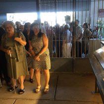 Se abre al público la restaurada Escotilla 8 del Estadio Nacional, lugar simbólico de la dictadura militar