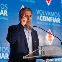De la molestia a la vergüenza: el golpe interno en la DC por el espaldarazo de Frei a Piñera por Pacto Migratorio
