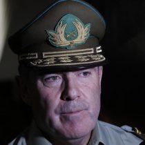Caso Catrillanca derrumba a Hermes Soto: La Moneda resuelve su salida de la conducción de Carabineros