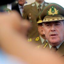 Contraloría tomó razón del decreto presidencial: Hermes Soto ya no es general director de Carabineros