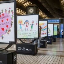 El color de la inclusión: la exposición de obras de jóvenes con discapacidad cognitiva