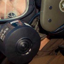 Paro portuario: INDH manifiesta preocupación por excesivo uso de gases lacrimógenos
