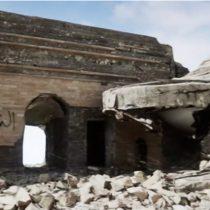 El sorprendente tesoro arqueológico hallado bajo una mezquita que Estado Islámico destruyó en Irak