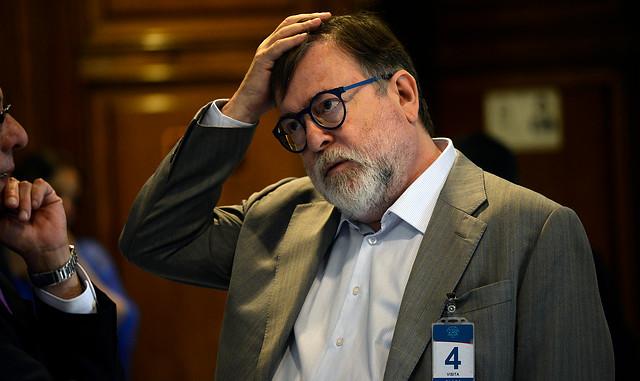 """La situación no daba para más:Jaime de Aguirre presenta """"renuncia indeclinable"""" al cargo de director ejecutivo de TVN"""