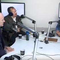 El Mostrador en La Clave: las incoherencias políticas de Eduardo Frei Ruiz-Tagle y la visita de Eduardo Bolsonaro a Chile
