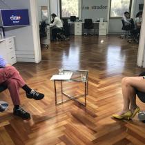 Manuel Melero en La Mesa: estamos atravesando un gran cambio social