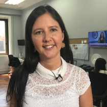 Miradas - Loreto Iglesias de Fundación Crecer con Todos: