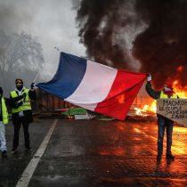 Trump no debería burlarse de los disturbios de París