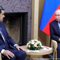 Maduro anuncia inversiones rusas de más de 6.000 millones dólares en Venezuela