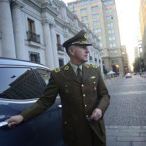General Mario Rozas debuta como director con reestructuración del Alto Mando de Carabineros