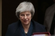 Theresa May se salva y sigue al mando de Reino Unido y del brexit