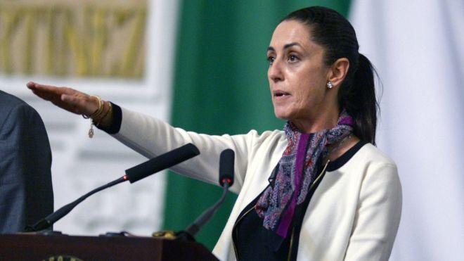 """Claudia Sheinbaum, la científica y """"Nobel de la Paz"""" que se convirtió en la primera mujer que gobierna Ciudad de México"""