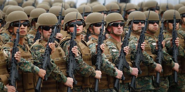 Unánime: Senado aprueba proyecto que regula gastos reservados de las Fuerzas Armadas