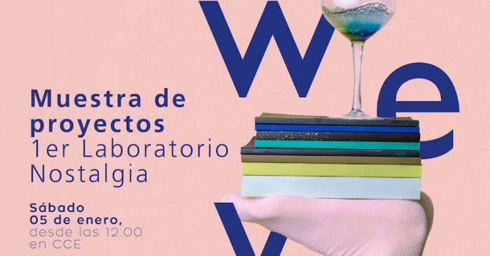 Presentación de proyectos de Laboratorio artístico Weye en Centro Cultural España