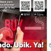 Lanzan aplicación móvil para evaluar cumplimiento de la Ley de Tabaco