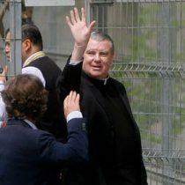 Se le acabó el plazo: cura O'Reilly cumple su condena y tiene 72 horas para irse de Chile