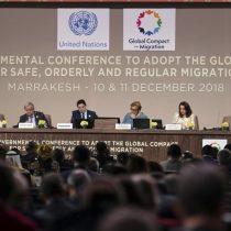 Pacto migratorio: desaparece tuit oficial que celebraba el acuerdo