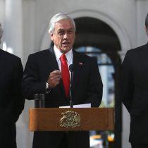 Hermes Soto sale por la puerta trasera: Piñera le pide la renuncia y ex director de Carabineros da de baja a 10 generales