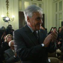 """Cero autocrítica: Piñera le pone nota """"de 6 para arriba"""" a su primer año de Gobierno"""