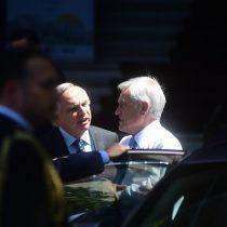 Piñera aplaudió por Twitter la performance del ministro Chadwick en la interpelación