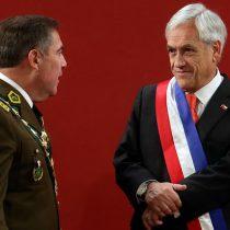 """Piñera ya no les cree: """"Se han cometido demasiados errores en muchos gobiernos por confiar ciegamente en la primera versión de Carabineros"""""""