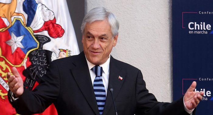 """Piñera critica que el """"exceso"""" de ideología llevó al """"fracaso"""" de Unasur"""