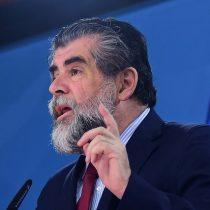 """Subsecretario Ubilla declaró ante fiscales por caso Catrillanca y Chadwick lo hará """"a la brevedad posible"""""""