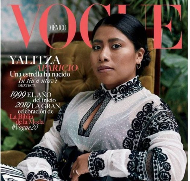 """""""Roma"""" de Cuarón: quién es Yalitza Aparicio, la indígena que acabó protagonizando la película por casualidad y aparece en la histórica portada de Vogue"""