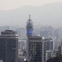 Intendencia decreta alerta ambiental para este sábado en la RM