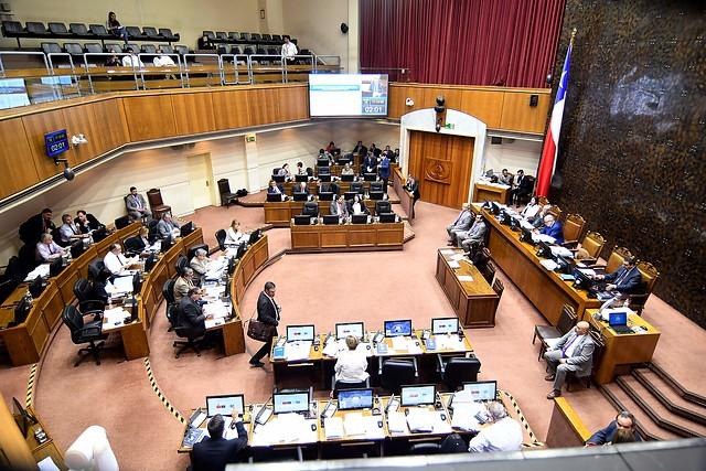 Las dispares reacciones de los senadores por los gastos en combustible durante el mes de receso legislativo