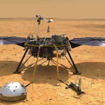 Misión InSight: así suenan los vientos de Marte captados por la sonda de la NASA